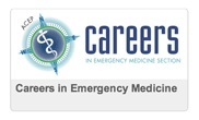 Careers in Emergency Medicine Section Logo