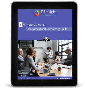 Download free Microsoft Teams Deployment Guide