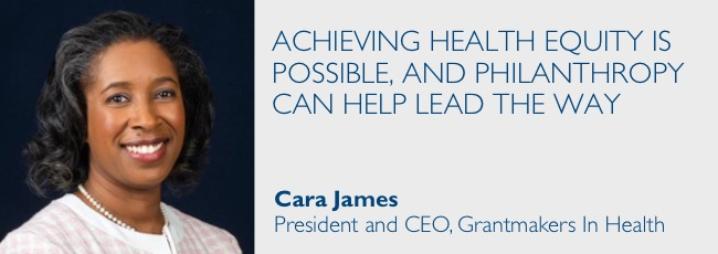 Welcome GIH's New CEO, Dr. Cara James