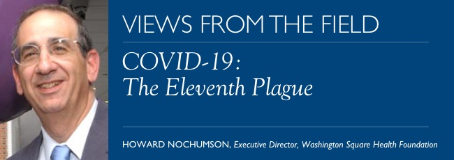 Views from the Field – COVID-19: The Eleventh Plague