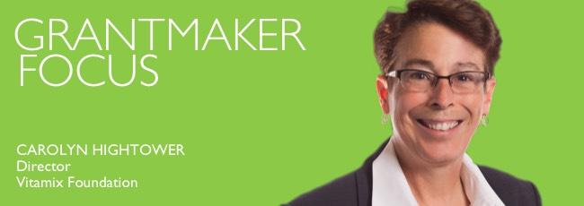 Grantmaker Focus: Vitamix Foundation