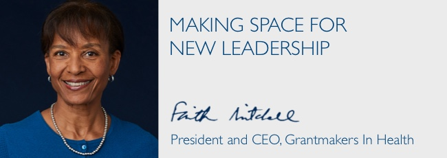 Making Space for New Leadership