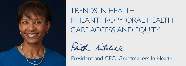 Trends in Health Philanthropy: Oral Health Care Access and Equity
