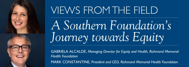 VFF: A Southern Foundation's Journey towards Equity