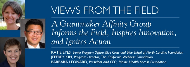 VFF: A Grantmaker Affinity Group Informs the Field, Inspires Innovation, and Ignites Action