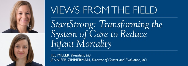 StartStrong: Transforming the System of Care to Reduce Infant Mortality