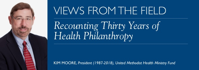 Recounting Thirty Years of Health Philanthropy