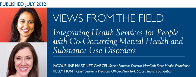 Integrating Health Services for People with Co-Occurring Mental Health and Substance Use Disorders