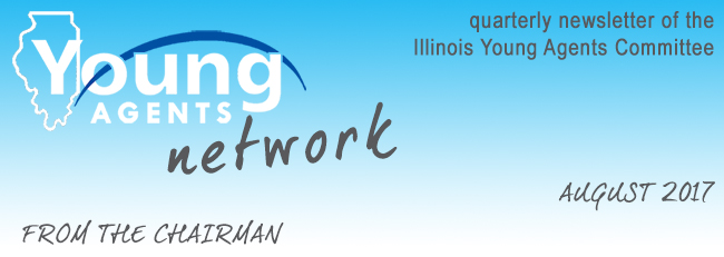 August Young Agents Network Newsletter