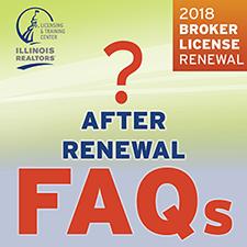 Broker Renewal FAQs