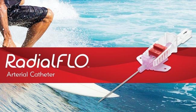Merit Medical - Announcing RadialFlo™