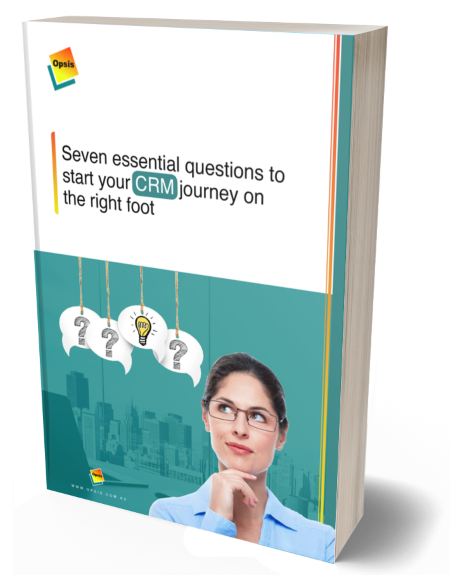 Seven Essential Questions to Start Your CRM Journey on the Right Foot