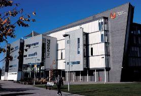 THE FORGE - Teesside University